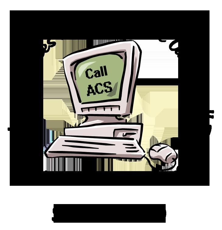 Abilene Computer Service company Logo